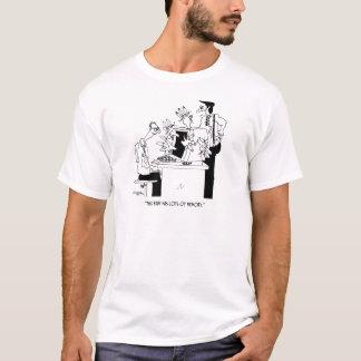 Computer Cartoon 6822 T-Shirt