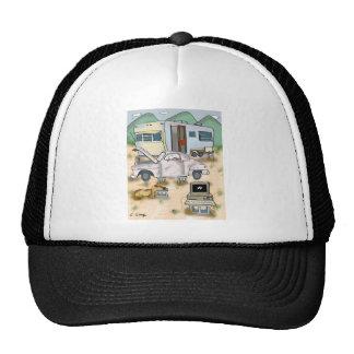 Computer Cartoon 9368 Trucker Hat