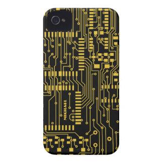 Computer Circuit Board Geek iPhone Case