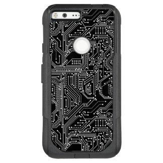 Computer Circuit Board Google Pixel XL Case