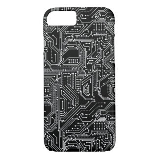 Computer Circuit Board iPhone 7 Case