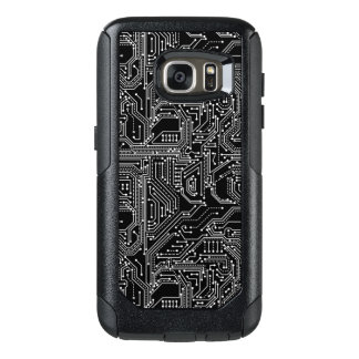Computer Circuit Board OtterBox Samsung Galaxy S7 Case