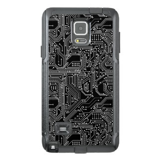 Computer Circuit Board Samsung Galaxy Note 4 Case