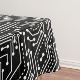 Computer Circuit Board Tablecloth
