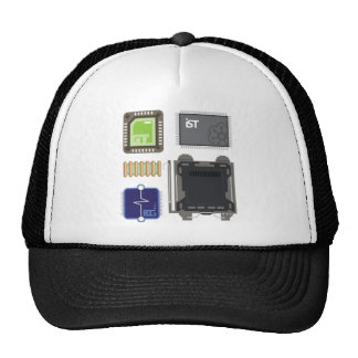 Computer Elements Trucker Hat