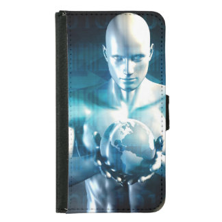 Computer Engineering Design Development Samsung Galaxy S5 Wallet Case