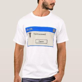 Computer Error T-Shirt