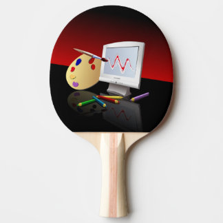 Computer Graphics Ping Pong Paddle