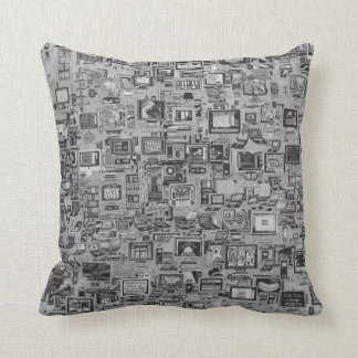 Computer history pillow