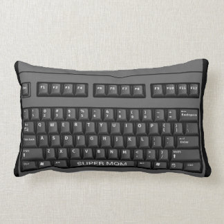 Computer Keyboard Lumbar Pillow