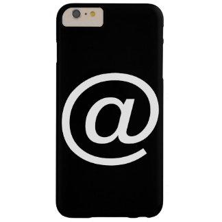 Computer Keyboard Symbol @ i Phone 6 case