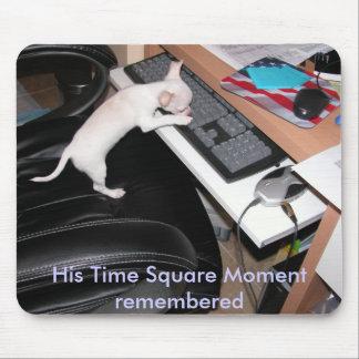 Computer Lit Mousepad