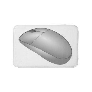 Computer Mouse Bath Mat
