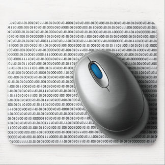 Computer mouse mouse pad
