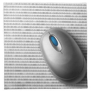 Computer mouse napkin