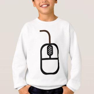 Computer Mouse Sweatshirt