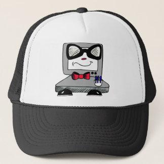 Computer Nerd Geek Hat