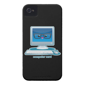Computer Nerd iPhone 4 Cover