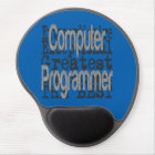 Computer Programmer Extraordinaire Gel Mouse Pad