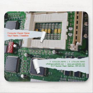 Computer Repair Mouse Pad