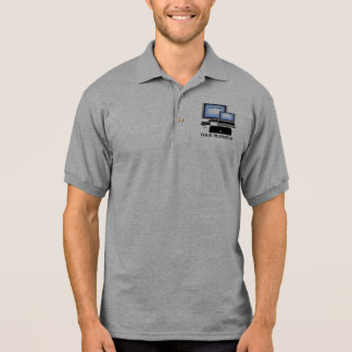 Computer Repair Service Polo Shirt