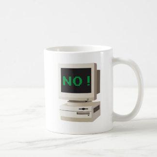 Computer says NO! Coffee Mug