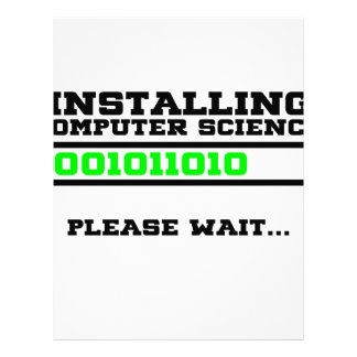 computer science degree letterhead