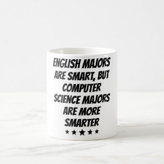 Computer Science Majors Are More Smarter Coffee Mug