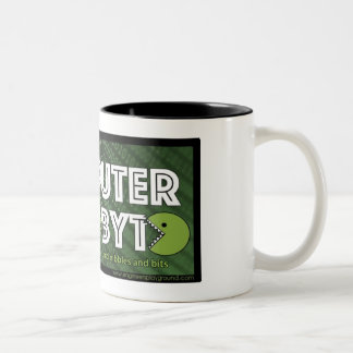 Computer Scientists Have Byte...nibbles, bits mug