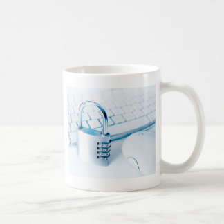 computer security coffee mug
