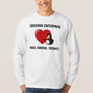Computer Security Geek Valentine T-Shirt