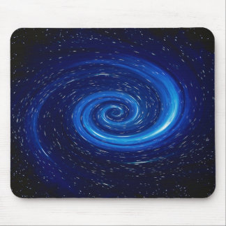 Computer Space Image Mouse Pad