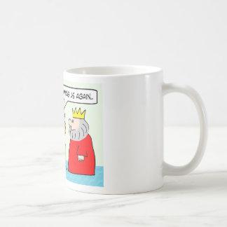 computer spamming richard iii queen king coffee mug