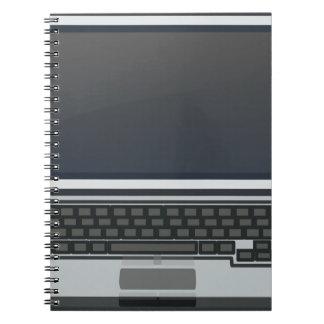 Computer Spiral Notebook