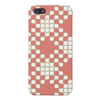 Computer Squiggle Pattern 04 Speck iPhone 4/4S iPhone 5/5S Covers