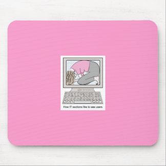 Computer stuff mouse pad