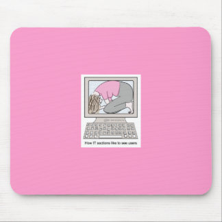 Computer stuff mouse pad