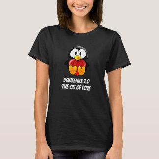 Computer System Love Geek Valentine T-Shirt