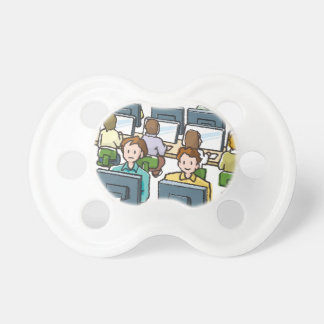 Computer Users Pacifier