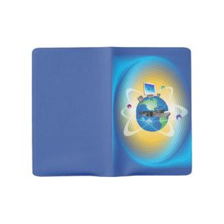 Computer World Large Moleskine Notebook