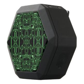 Computerized Black Bluetooth Speaker