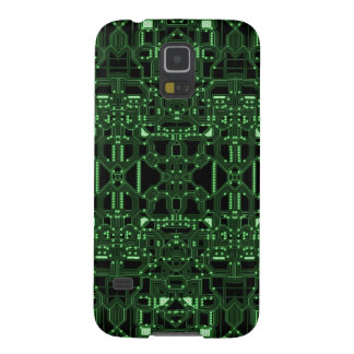 Computerized Galaxy S5 Case