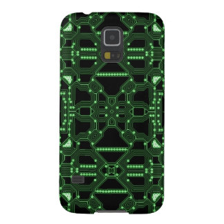Computerized Galaxy S5 Cover