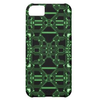 Computerized iPhone 5C Case