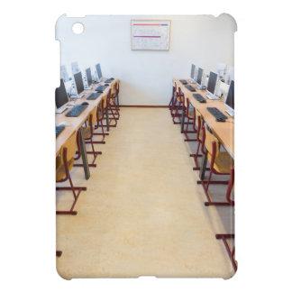 Computers in classroom of dutch education iPad mini case