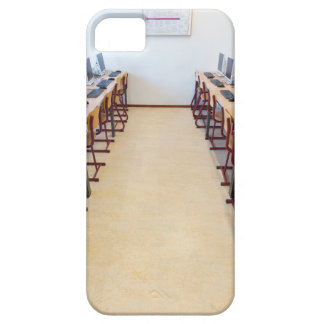 Computers in classroom of dutch education iPhone 5 cover