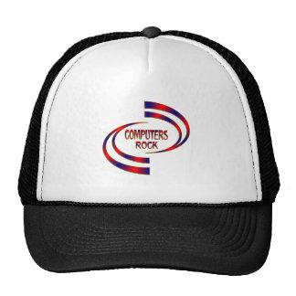 Computers Rock Trucker Hat