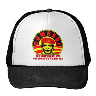 Comrade Obama Trucker Hat