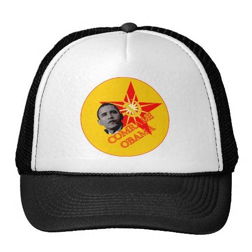 Comrade Obama Mesh Hat