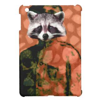 Comrade raccoon cover for the iPad mini